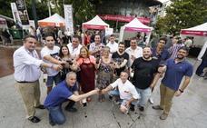 El Boulevard donostiarra se llenó de Rioja