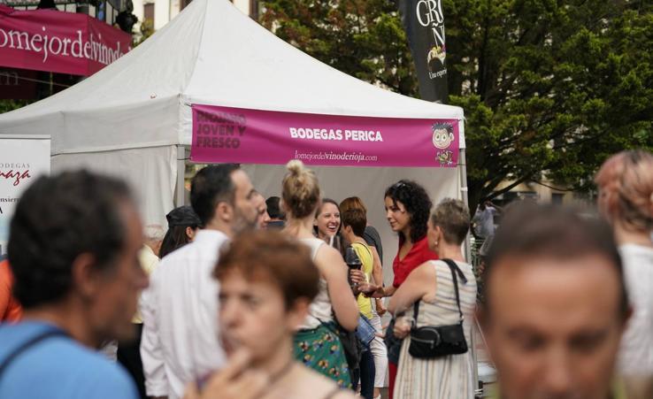 Cata de vino de Rioja en San Sebastián (III)