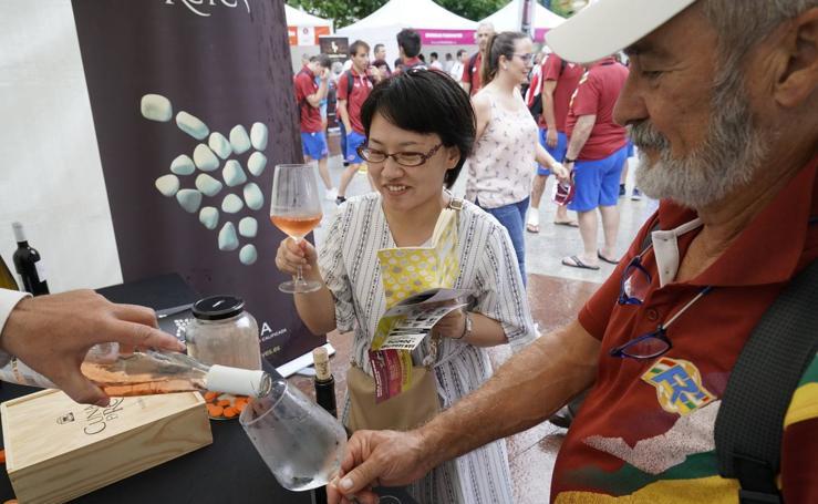Cata de vino de Rioja en San Sebastián