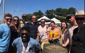 Los vinos de Rioja regresan a los festivales de música de Londres