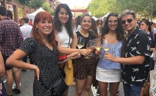 Soleado adiós al Riojano, Joven y Fresco