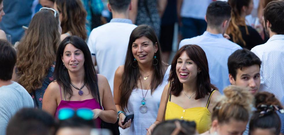 Miles de personas disfrutaron en el Riojano