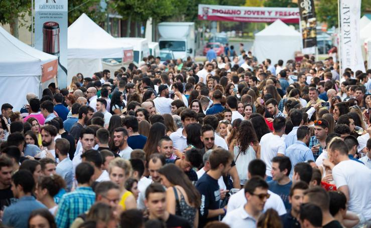 Riojano, Joven y Fresco se despide en Logroño (III)