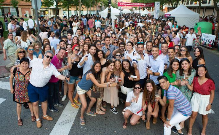 Riojano, Joven y Fresco se despide en Logroño (I)