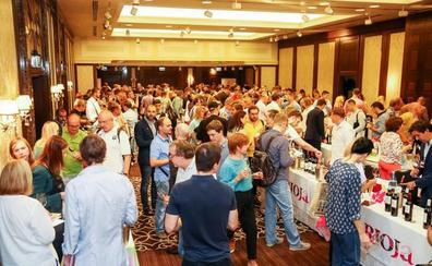 64 bodegas de Rioja se presentan en Moscú