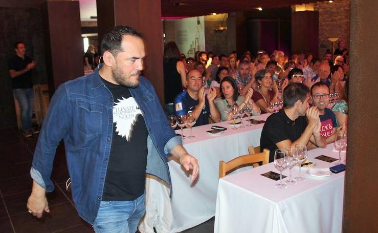 Ismael Serrano en torno al vino