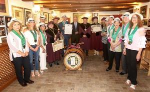 La Cofradía del Vino de Ecuador visita a sus homólogos riojanos