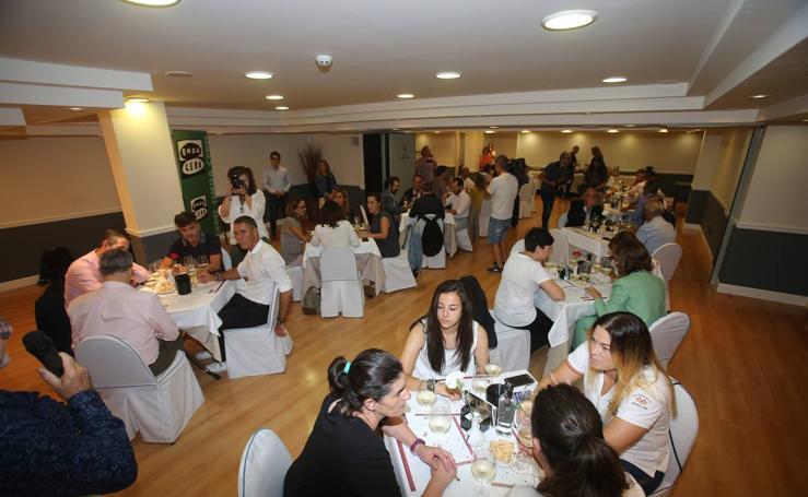 Cuca Gamarra, Mayte Ciriza y Laura Olave ganan la Cata Capital