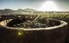 Los paisajes de Rioja viajan a la Borgoña