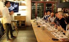 Luis Cañas, en las catas de Wine Fandango