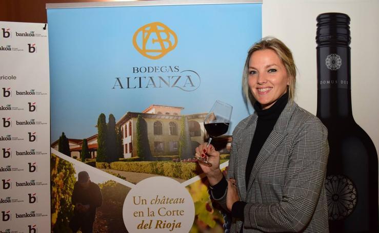 Torneo Bodegas Altanza (cata)