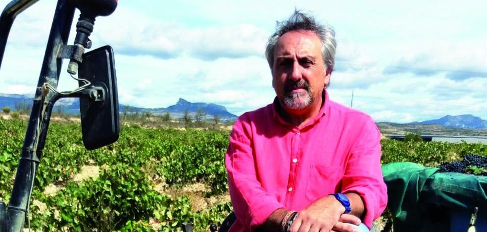 Carlos Estecha, histórico enólogo de Rioja, abre su propia bodega en Laserna