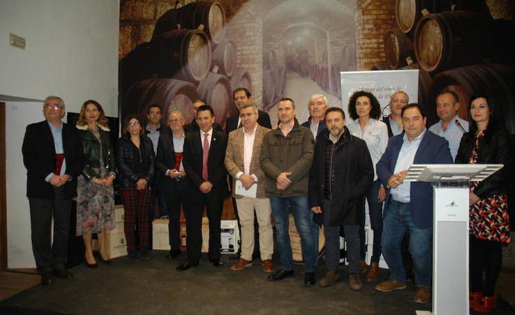La añada 2018 de Aldeanueva de Ebro