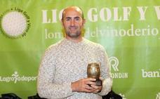 «El golf es como otra vida, juegas contra ti mismo»