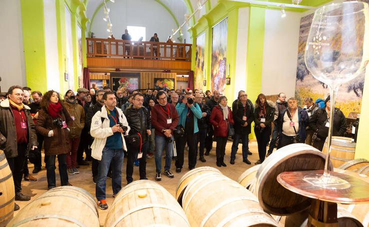 Rally fotográfico del vino. Un paseo por Aldeanueva de Ebro