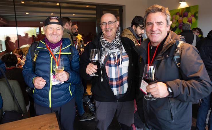 Rally fotográfico del vino. Visita a las bodegas Azabache