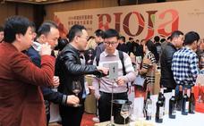 El Rioja deja poso en China