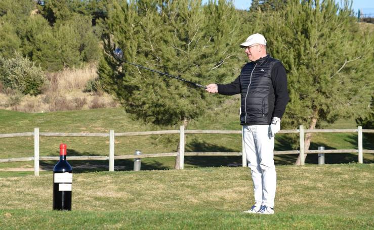Vuelve la Liga Golf y Vino: Las jugadas (I)