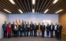 Llega a La Rioja una delegación rumana interesada en el modelo vitivinícola