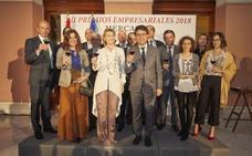 Faustino, LAN y el Marqués de Vargas, premiados