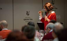 Cata de Bodegas Rioja Vega