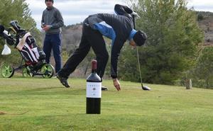 Sábado de golf en La Grajera