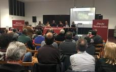 El enoturismo, a debate en Uruñuela