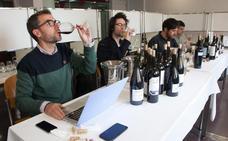 El equipo de la Guía Peñín cató los próximos vinos de Rioja