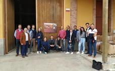 Visita de M3 Capital Partners a Bodegas Lyng