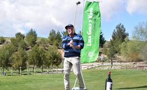 Tarde de golf en La Grajera