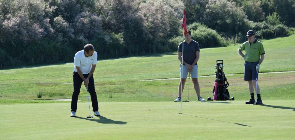 La Liga de Golf y Vino alcanza el ecuador