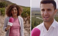 Conectamos con la viña con Juan Valdelana y Carmen Pérez Villota