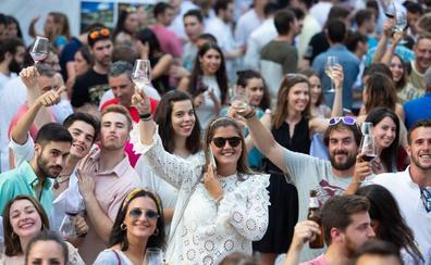 Ganadores de una entrada para 'Noches de vino, Días de Rioja'