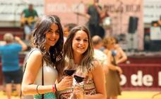 Un Rioja y buena música para combatir el calor