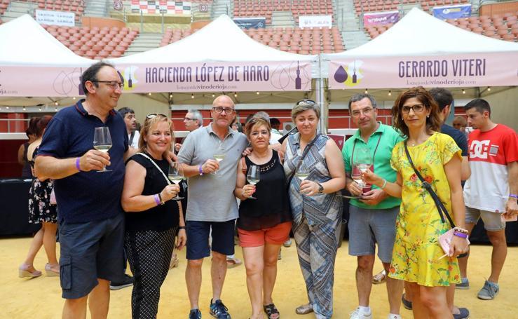 La Ribera se llena de Rioja