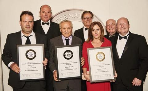 Premios para Bodegas Forcada en Londres
