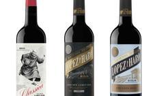 Más de 90 puntos para tres vinos de Hacienda López de Haro