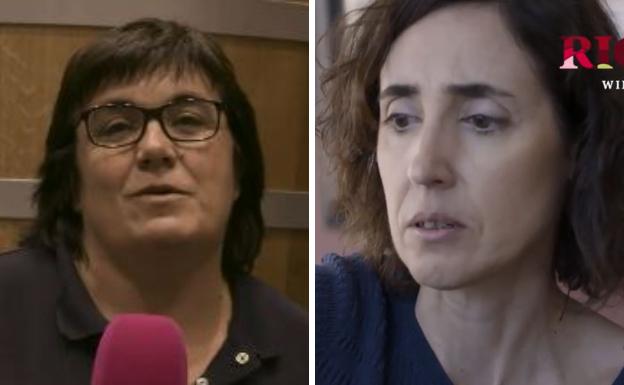 Una periodista y una enóloga con una gran pasión por el Rioja