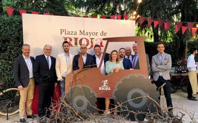 Rioja planta sus terruños en su 'Plaza Mayor' de Madrid