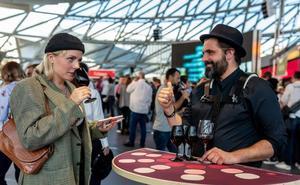 Rioja en el país de la cerveza