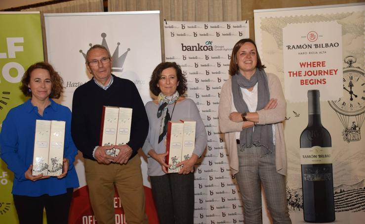 Torneo Ramón Bilbao (entrega de premios)