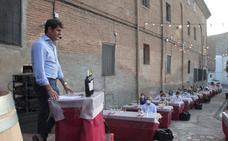 'Bodegas en la calle' de Alfaro, con Isidro Milagro