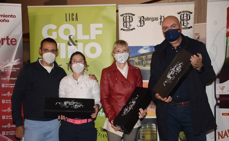 La entrega de premios del torneo Bodegas Perica, en imágenes