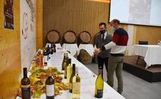 Aldeanueva de Ebro presenta los primeros Riojas de la añada 2020