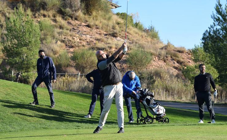 La X edición de la Liga de Golf y Vino llega a su fin