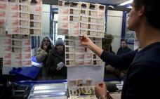 Los riojanos se gastan 26 millones de euros para intentar 'cazar' el Gordo de Navidad