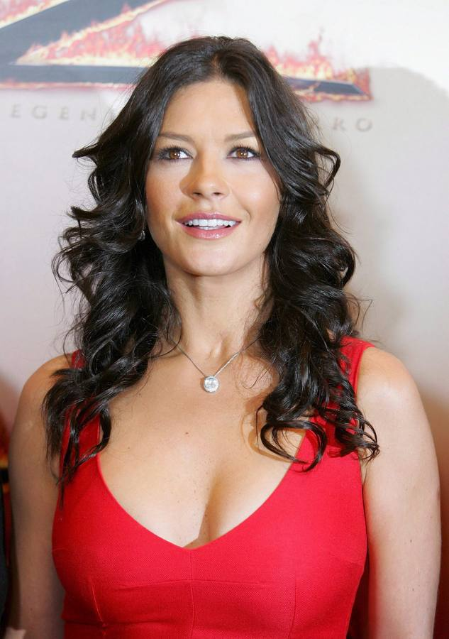 Catherine Zeta Jones la eterna belleza
