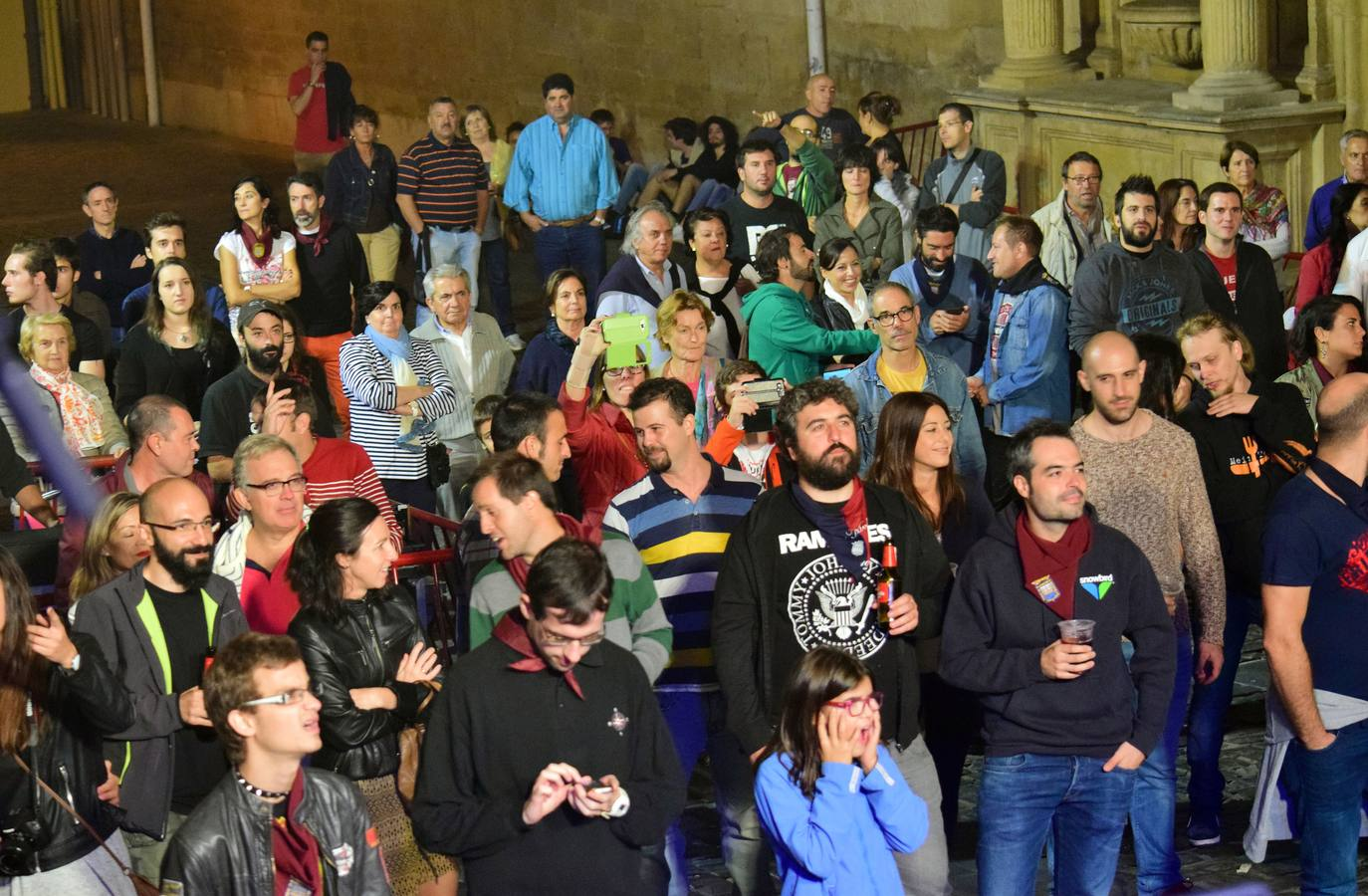 Natural Music + The End + Inaudita en el Parrilla Rock