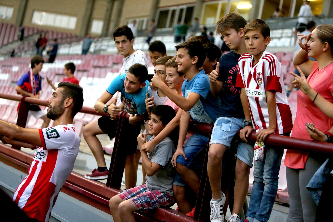 UDL 5 - 3 Bilbao Athletic