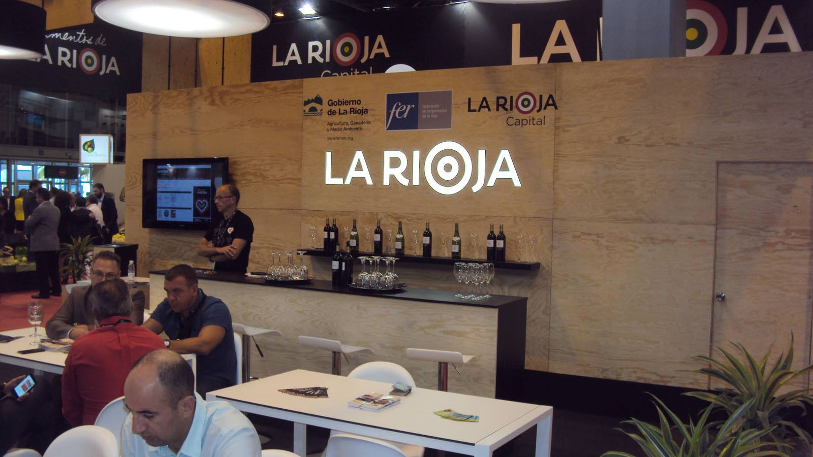 La Rioja muestra la calidad de su agricultura en la FRUIT ATTRACTION